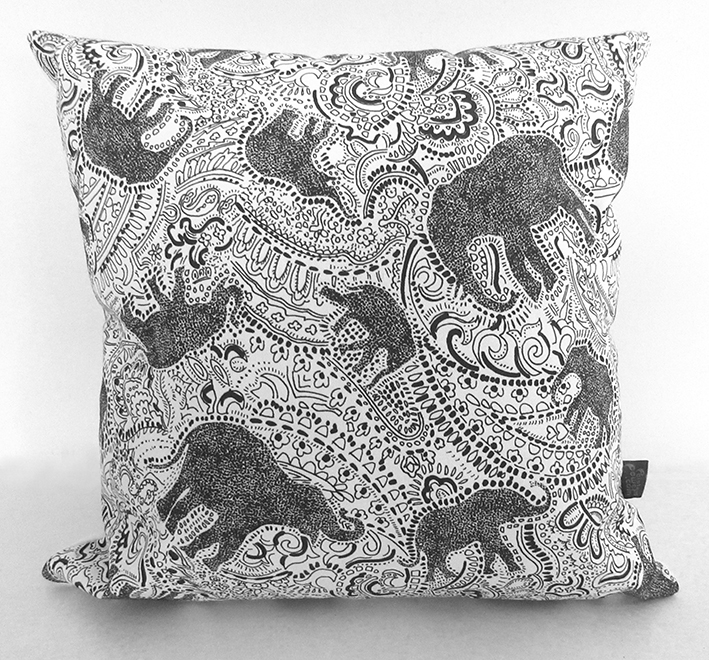 fa347-elephant-jungle-cushion-pillow-paisley-dots