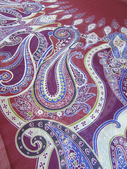 paisley-print-scarf-with-hand-drawn-design