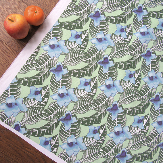 beautiful-exclusive-tropical-printed-fabric-by-designer-Patrick-Moriarty