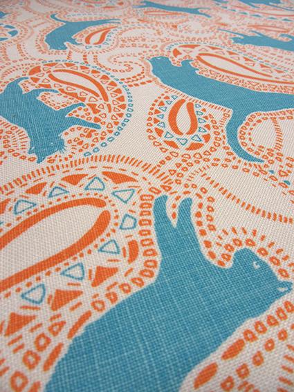 paisley-cat-design-printed-on-linen