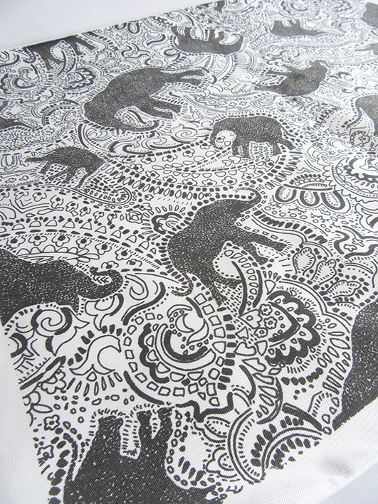 elephant-pattern-fabric-by-Paisley-Power