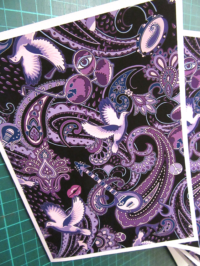 Paisley-Prince-Songbook-gift-card-designed-and-made-by-Patrick-Moriarty