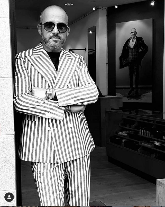 Raffaele-De-Filippo-italian-tailor-Koblenz-Germany