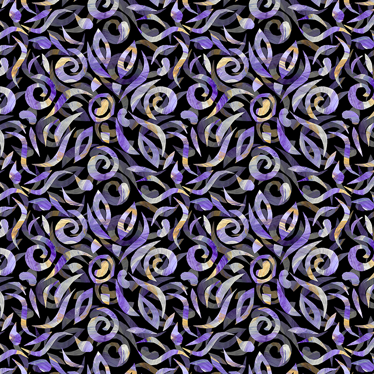 Digital Textile design artwork by Dawn Jeakings at Metal Art School Southend, Essex.