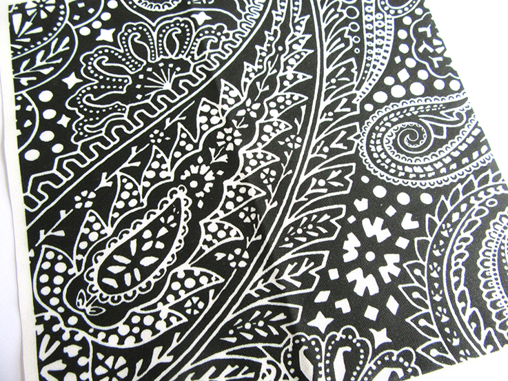 black-and-white-paisley-pattern-on-cotton